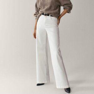Massimo Dutti Womens Pants Trousers US 4 EU 36